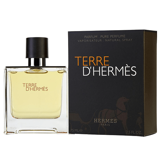 TERRE DE HERMES 75ML PURE PERFUME