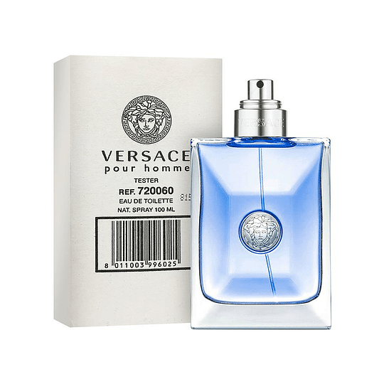 VERSACE POUR HOMME TESTER EDT 100ML