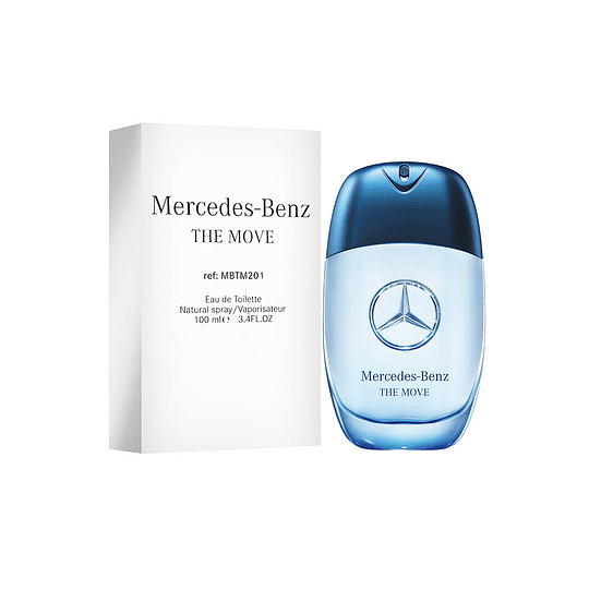 MERCEDES BENZ THE MOVE TESTER EDT 100ML