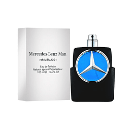 MERCEDES BENZ MAN TESTER EDT 100ML