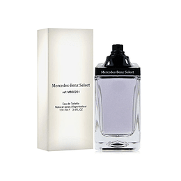 MERCEDES BENZ SELECT TESTER EDT 100ML