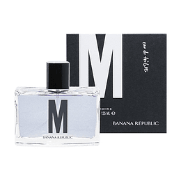 BANANA REPUBLIC ''M'' EDT 125ML
