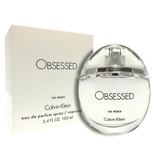 OBSESSED MUJER TESTER EDP 100ML