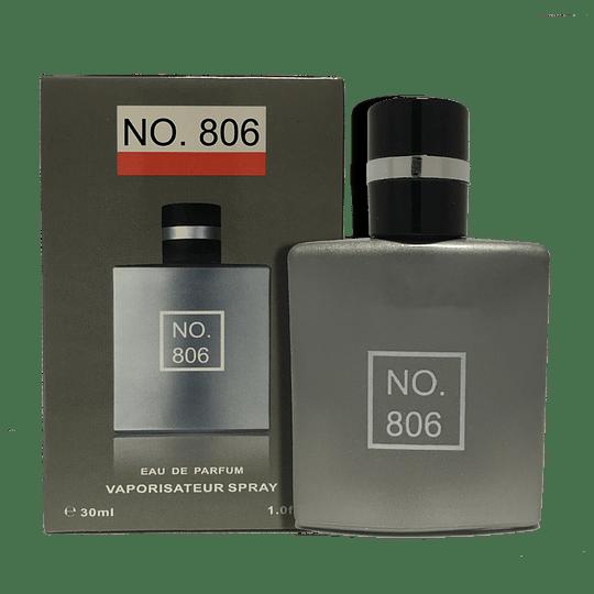 NO. 806 HOMBRE 30ML EDP