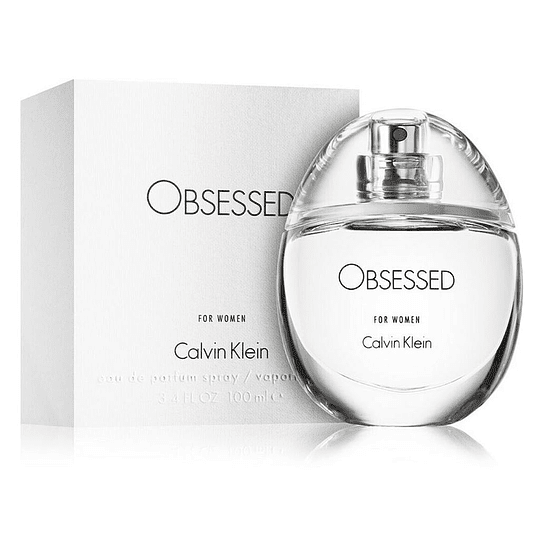 OBSESSED WOMEN EDP 100ML