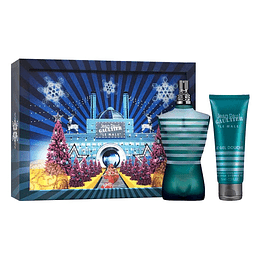 LE MALE ESTUCHE EDT 125ML + SHOWER GEL 75ML (CAJA AZUL)
