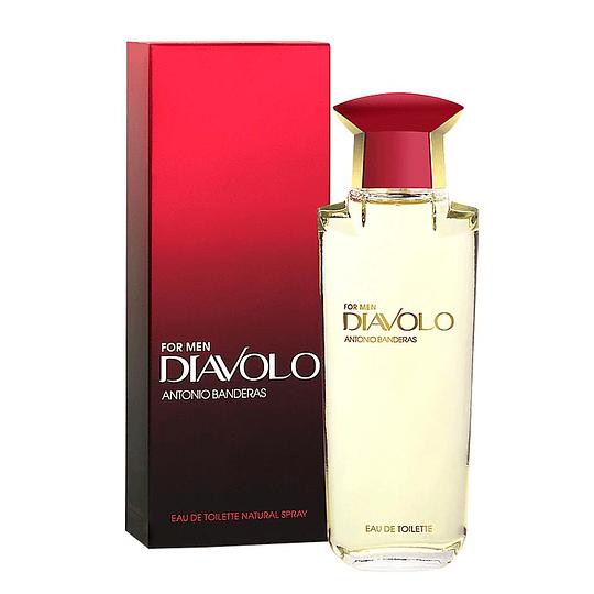 DIAVOLO FOR MEN EDT 200ML