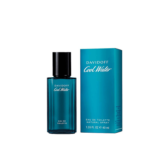 COOL WATER HOMBRE EDT 40ML