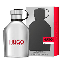 HUGO ICED EDT 125ML