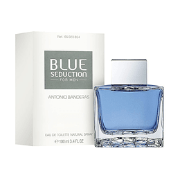 BLUE SEDUCTION MEN TESTER EDT 100ML