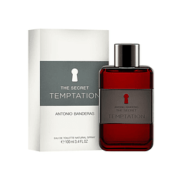 THE SECRET TEMPTATION TESTER EDT 100ML