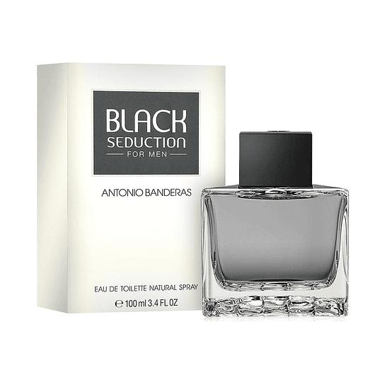 BLACK SEDUCTION TESTER EDT 100ML