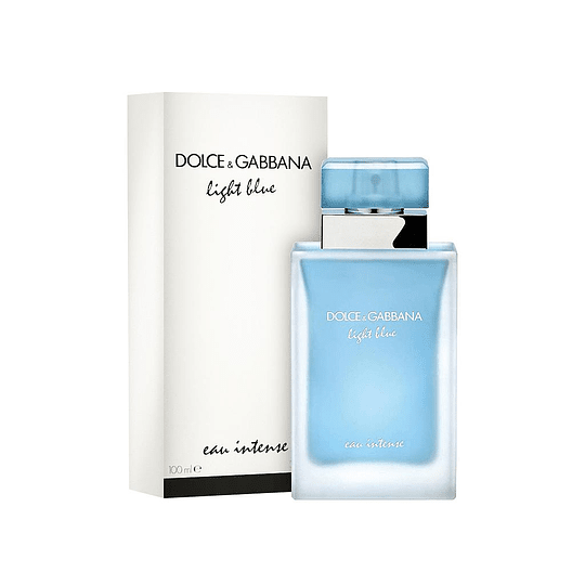 LIGHT BLUE EAU INTENSE MUJER TESTER EDP 100ML