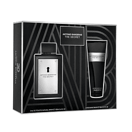 THE SECRET ESTUCHE EDT 100ML+AF.SHAVE BALM 75ML