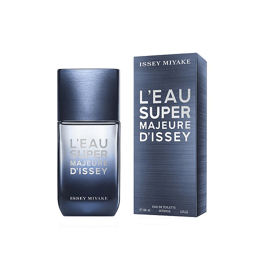 L'EAU SUPER MAJEURE D'ISSEY EDT INTENSE 100ML