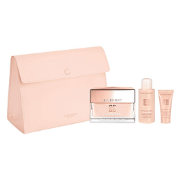 ESTUCHE L'INTEMPOREL SILKY SHEER CREAM 50ML+LOTION 35ML+EYE CREAM 5ML+TROUSSE