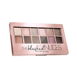 EYE SHADOW PALETTE THE BLUSHED NUDES