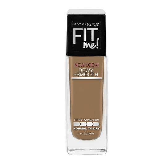 BASE FIT ME DEWY+SMOOTH FD