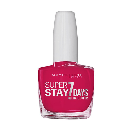 GEL NAIL COLOR SUPER STAY 7 DAYS