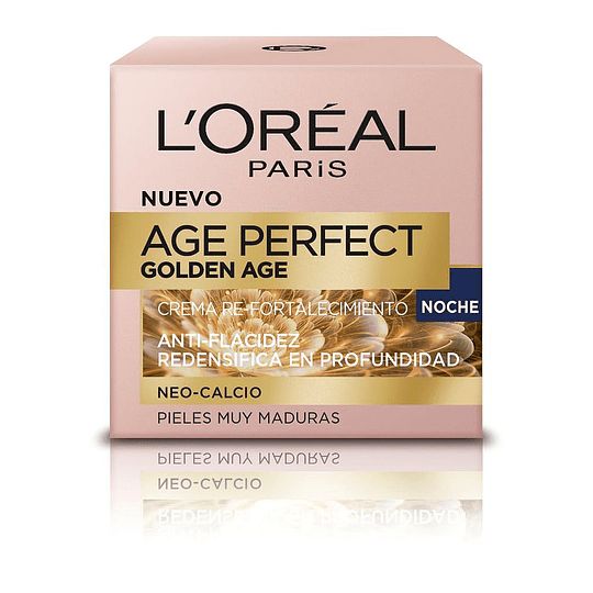 CREMA AGE NOCHE PERFECT GOLDEN AGE 50 ML