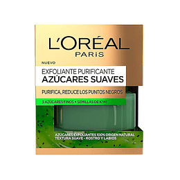 AZUCARES SUAVES EXFOLIANTE PURIFICANTE 50ML