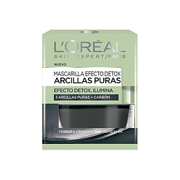 MASCARILLA EFECTO DETOX 50ML, PURE CLAY RADIANCE/DETOX