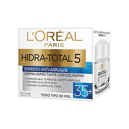 HIDRA TOTAL 5 EXPERTO ANTI-ARRUGAS +35, 50ML