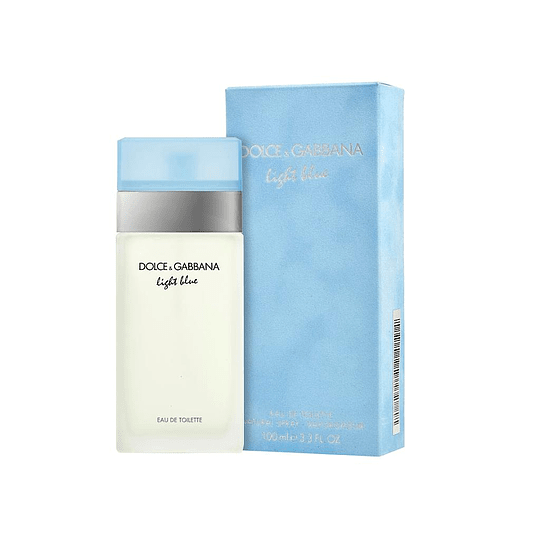 LIGHT BLUE MUJER EDT 100ML
