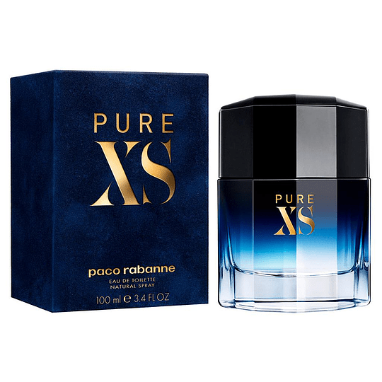 PURE XS (EXCESS) HOMBRE EDT 100ML
