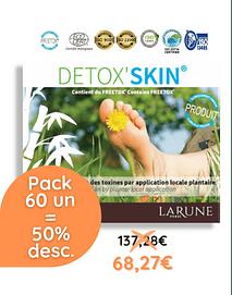 Detox Skin Pack 60