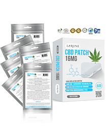 CBD Canabidiol 16MG - 60 Patch