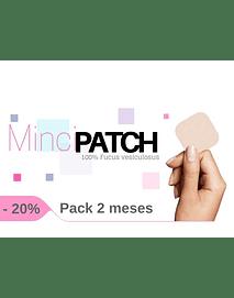 Minci Patch 60 dias 20% Desc
