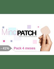 Minci Patch 120 dias 41% Desc