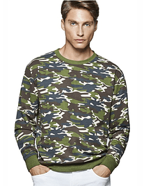 SWEAT CAMUFLADA