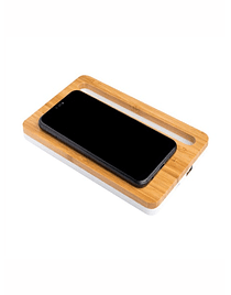 CARREGADOR USB BAMBOO
