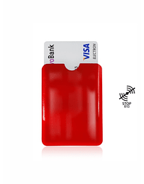 PORTA-CARTÕES RFID