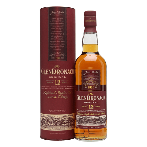 The GlenDronach 12 Year Old