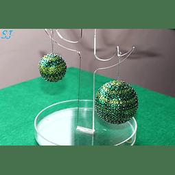 Pack bolas verdes
