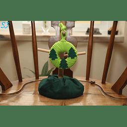 Mini Grinalda Verde Claro