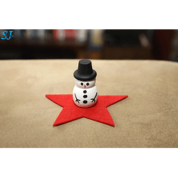 Boneco de Neve mini