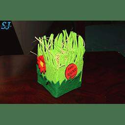 Caixa Ninho de Ovos