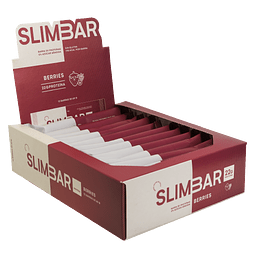 Barra Slimbar Berries 60gr.