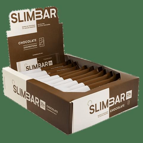 Barra Slimbar Chocolate 60gr.