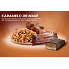 Barra Slimbar Caramelo Maní 60gr.