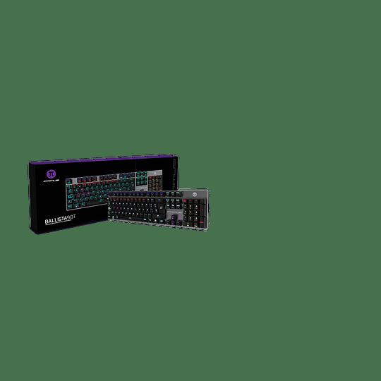 Teclado Mecánico Primus  Ballista 90T