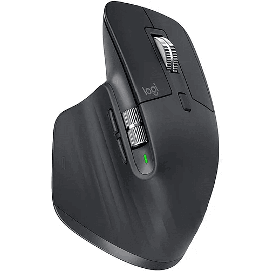 Mouse Wireless Bt Logitech Mx Master 3 Negro