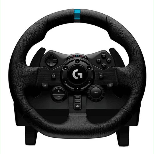 Simulador Volante Y Pedales Logitech G923 True Force Pc/ps4