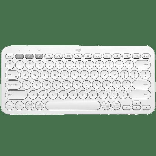 Teclado Bluetooth Multi-device Logitech K380