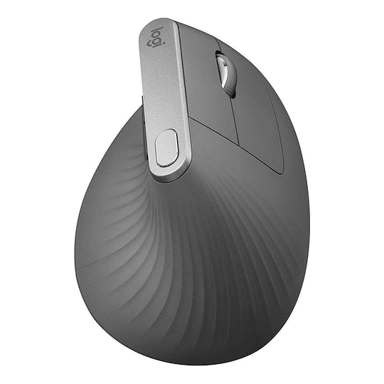 Mouse Logitech Mx Vertical Inalámbrico Recargable Ergonómico