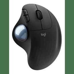 Mouse Ergonómico Trackball Inalámbrico Logitech Ergo M575
